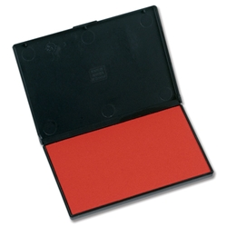 Trodat 9052 Red Stamp Pad Ref T9052-RE