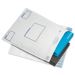 PostSafe C3 Envelopes Polythene Self-seal 70micron 60mm Flap Opaque Ref P32 - Box 100