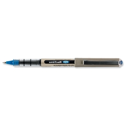 Uni-ball Eye UB157 Rollerball Pen Fine 0.7mm Tip 0.5mm Line Blue Ref 9000701 [Pack 12]