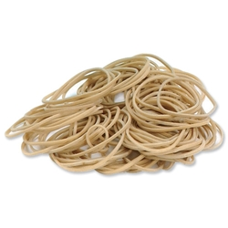 Quality Rubber Bands No.33 89x3mm Ref AR24335 - Box 454g