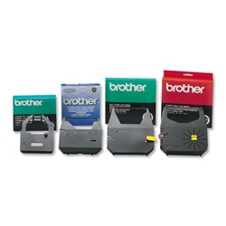Brother 1030 Black Correctable Film Ribbon Cassette for AX Series LW1 20 35 100 200 350 450  Ref 1030