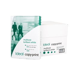 Ideal Copy Paper A4 White 5 x 500 Sheets 75gsm (Box of 5 Reams) - Item image