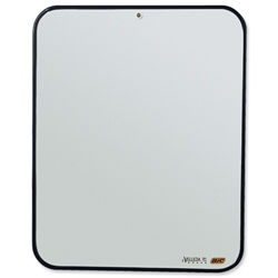 BIC Velleda Drywipe Board Double-sided Pre-drilled W440xH550mm Ref 1199024513 - Item image
