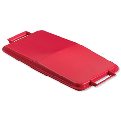 Durabin 60 Lid Red Ref 1800497080 - Item image