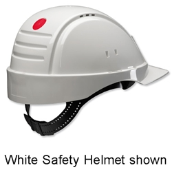 3M G2000 Solaris Safety Helmet Ventilation Peltor Uvicator Neck Protection Yellow Ref G2000CUV-GU
