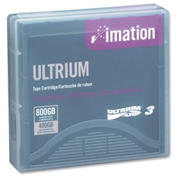 Imation Ultrium LTO 3 Data Tape Cartridge 400-800GB 609m Ref i17532 - Item image