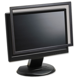 3M 22 inch Widescreen LCD Monitor Anti-glare Privacy Filter Ref PF322W