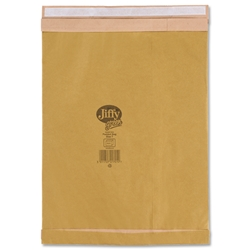 Jiffy Padkraft No.7 Padded Bag Envelopes 336x489mm Ref JPB-7 - Pack 50
