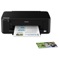 Epson Stylus Office B42WD Colour Inkjet Duplex Printer Wireless A4 38ppm Ref C11CA77301 - Item image