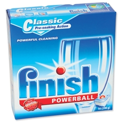 Finish Original Dishwasher Tablets Ref N06482/97918 [Pack 15]