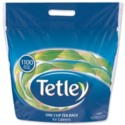 Tetley One Cup Teabags High Quality Tea Ref A01161 - Pack 1100