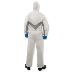 Kleenguard A25 Particle & Liquid Protection Coverall Medium Ref 89950