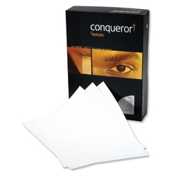 Conqueror Prestige Paper Laid Finish 500 Sheets per Box 100gsm A4 High White Ref 88531 - 1 Box