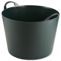Strata Tuff Tub 42 Litre Black Ref GN187 - Item image