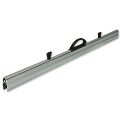 Arnos Hang-A-Plan A0 General Front Load Binder Capacity 100 Sheets W950mm Silver Ref D102A