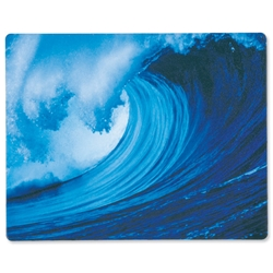 Fellowes Natural Collection Mouse Mat Pad Waves Ref 58713 - Item image