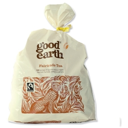 Good Earth Tea Bags Fairtrade Ref 1339A - Pack 440 - Item image