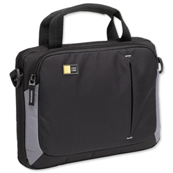 Case Logic 10.2in Netbook Case with Shoulder Strap Black and Grey Ref VNA210 - Item image