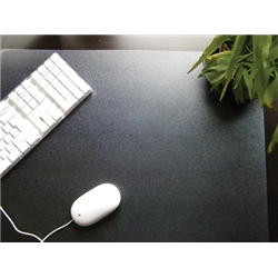 Ecotex Desk Mat Recycled PET Smooth Backing W560xD430mm Translucent Ref FPDE1722P