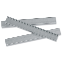 Rapid 13/6 Staples R13 and R23 and R33 and R19 6mm shank length Ref 11830715 - Pack 5000 - Item image