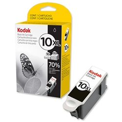 Kodak 10XL High Yield Black Inkjet Cartridge Ref 3949922