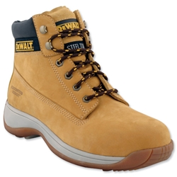 "Dewalt 6"" Taped Hiker Boots Size 9 Wheat Ref Apprentice 9"