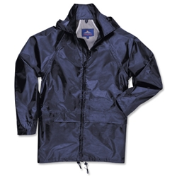 Portwest Pacific Rain Jacket EN343 Protection Navy Large Ref S440NAVYLGE