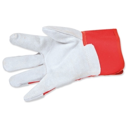 Portwest Double Palm Power Rigger Gloves Leather EN420 & EN388 Extra Large Ref A220Xlge - 12 Pairs