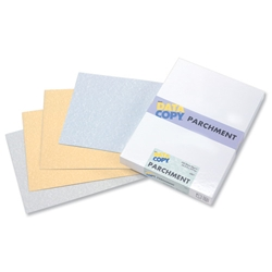 Data Copy Parchment Copier Paper Mottled Effect 90gsm A4 True Blue Ref 36507 - 250 Sheets - Item image