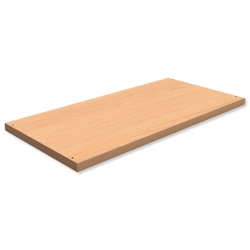 Trexus Extra shelf for Trexus Cupboards and Bookcase Beech