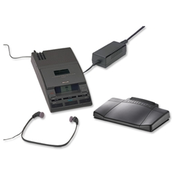 Philips LFH-720 Transcription Kit of Machine 155 Power Supply 234 Headset and 210 Foot Control Ref LFH720T