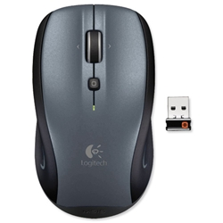 Logitech M515 Wireless Mouse Silver Ref 910-001843 - Item image