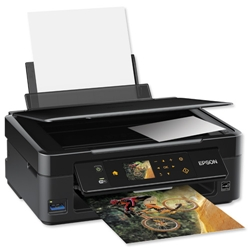 Epson Stylus SX445W Wireless Colour Inkjet Multifunction A4 Printer Ref C11CB22304 - Item image