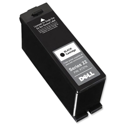 Dell T091N Series 22 High Capacity Black Inkjet Cartridge for V313/V313w Ref 592-11327