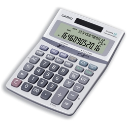 Casio DF-320 Desktop Calculator Exchange 3 Line Display Tax Cost-sell Margin 124x180x32mm Ref DF320 - Item image