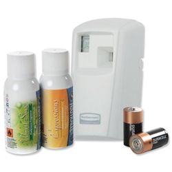 Neutralle Microburst 3000 Fragrance Dispenser Starter Set Ref 0160010