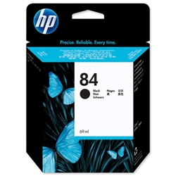 Hewlett Packard - HP No. 84 Inkjet Cartridge 67ml Black Ref C5016A