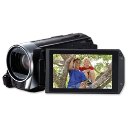 Canon Legria HFR306 Camcorder SDHC SDXC 32x Optical Zoom 51x Advanced Zoom 3.28MP Ref 5978B009AA - Item image