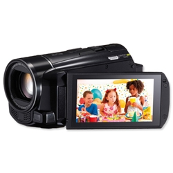 Canon Legria HFM52 Camcorder SD SDHC SDXC 10x Optical Zoom 2.37MP Ref 6093B011AA - Item image