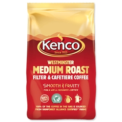 Kenco Westminster Ground Coffee for Cafetiere 500g  Ref A03183