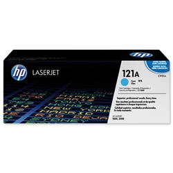 Hewlett Packard HP C9701A Cyan Laser Printer Cartridge for LaserJet 2500 Ref C9701A - Item image