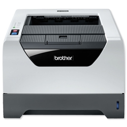 Brother HL-5370DW Wireless A4 Monochrome Laser Printer Ref HL5370DWZU1 - Item image