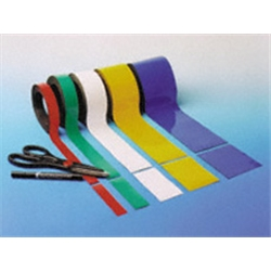 Easy Wipe Magnetic Racking Strip 40mm Green Ref MSR4 Green - Item image