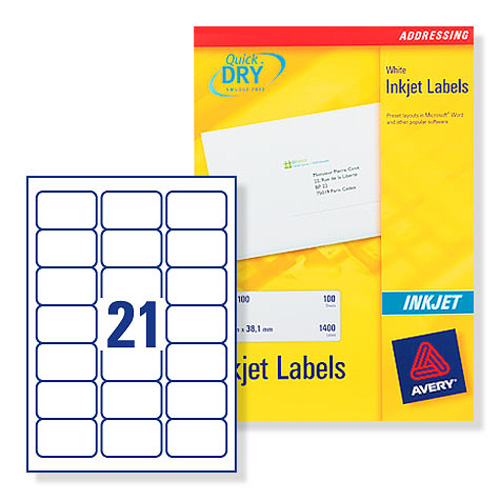 8160 label template